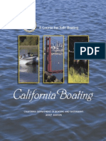 California Boating Course (2007 Edition)