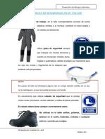 T01 UD1 Normas Básicas de Seguridad en El Taller