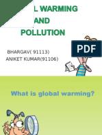 Final Global Warming