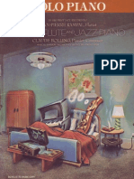 Bolling Suite for Flute and Piano
