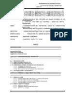 especificaciones Impacto Ambiental Saylapa