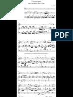 Voi che sapeta (clarinet+piano) - Wolfgang Amadeus Mozart