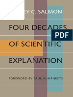Wesley C Salmon-Four Decades of Scientific Explanation-University of Pittsburgh Press (2006)