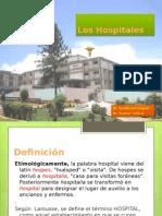 Los Hospitales Abigail Sandoval y Leticia Suarez