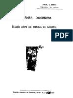 Arboles de Maderas Duras