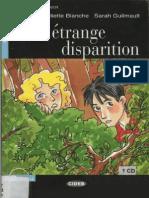 Une Étrange Disparition [A2]