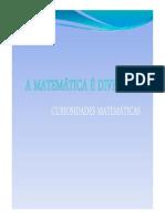 A Matemática é Divertida