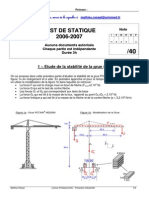 Exercice Grue Elingue Pince Treuil