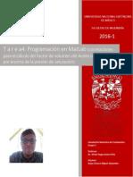 Tarea 4 Simulación Numérica Yacimientos FI UNAM