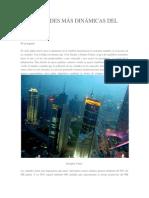 Las Ciudades Mas Dinamicas Del Ano 2025