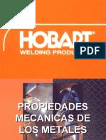 8. HOBART Propiedades Mecánicas.PPT