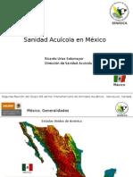 Sanidad Acuícola en México. Ricardo Urias.ppt