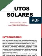 AUTOS SOLARES Diapositivas