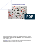 Oraculo Con Baraja Francesa (Inglesa o de Poker)