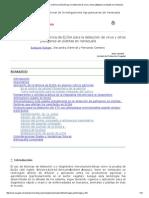Implementación de La Técnica de ELISA Para La Detección de Virus y Otros Patógenos en Plantas en Venezuela