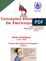 Electroquímica Elemental