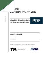 TIA-EIA-IS 856 - 2000