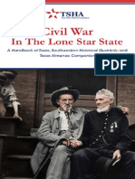 TSHA Civil War in the Lone Star State