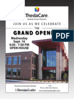 ThedaCare Medical Center-Shawano Grand Opening
