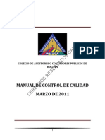 Manual Control Calidad Mg Am a Rzo 2011