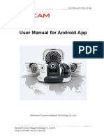 FOS_Android App User Manual_English