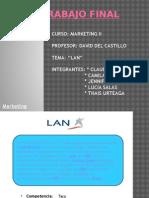 final ppt Analisis del Servicio de LAN