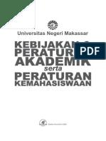 BUKU Peraturan Akademik Dan Mahasiswa 2014