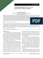 ANALISIS PERUBAHAN HUTAN MANGROVE CITRA LANDSAT.pdf