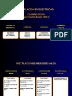 Calculo de Seccion de Conductores Segun Codigo Nacional