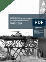 Principales Elementos Del Plan de Negocios 2012-2016