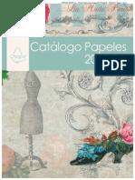 Chopo Papeles Decoupage 2014 Na2 Ppp w