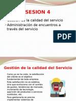 Gestion de La Calidad de Servicio