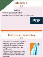 Cultura de Servicios