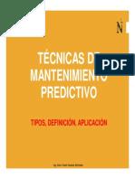 13 Técnicas Mtto Predictivo - 1