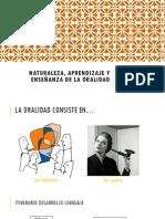 Naturaleza aprendizaje y enseñanza de la oralidad.pdf