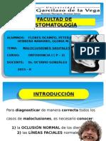 Maloclusiones Sagitales ( ORTO I - PRÁCTICA )