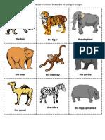 Loteria de Animales Zoo Ok