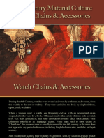 Time Pieces - Watch Chains & Accessories