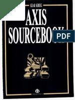 DP9-505 - Axis Sourcebook