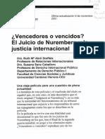 Vencedores o Vencidos_el Juicio de Nuremberg y La Justicia Internacional