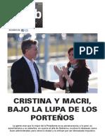 Los Portenos y La Politica