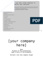 business_summary_template_2014.ppt