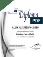 Motivación para Generar el Cambio.-JUAN BRAYAN SERAFIN CARREÑO.pdf