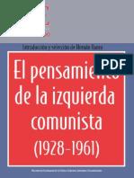 Ibarra Hernana - EL Pensamiento de La Izquierda Comunista (1928-1961)