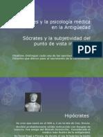 Hipócrates y La Psicología Médica en La Antigüedad