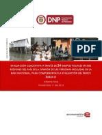 Econometria Informe Final Sisben - Edi