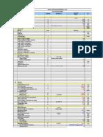 CONVEYOR CALCULATION SHEET draft.xls