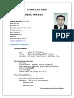CV -06 DE ENERO 2015 - Abel ROMERO.pdf
