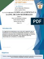 1.1 Introducción a La Ciencia y La Ing. de Los Materiales