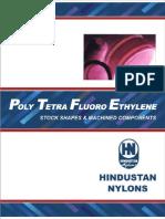 Hindstan Nylons- Ptfe Catalogue
